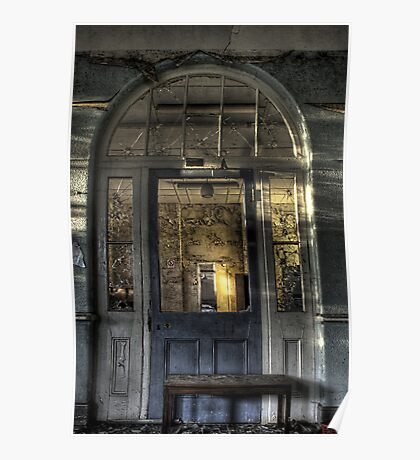 Door to decay Poster