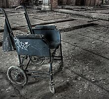 Wheelchair by Richard Shepherd