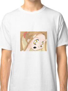 Manga girl 02 Classic T-Shirt