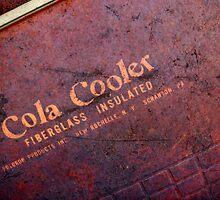 Cooler by Jessie Harris