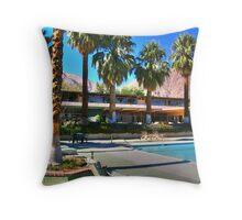 Borrego Springs Throw Pillow