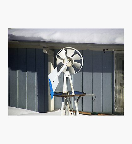 Wind Chaser Photographic Print
