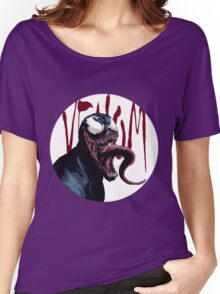 The Venom Symbiote - Spider-Man Women's Relaxed Fit T-Shirt