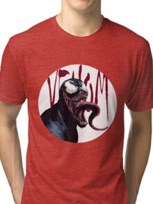 The Venom Symbiote - Spider-Man Tri-blend T-Shirt