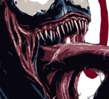 The Venom Symbiote - Spider-Man Sticker