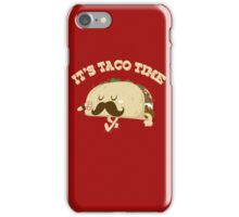 Taco Time! iPhone Case/Skin