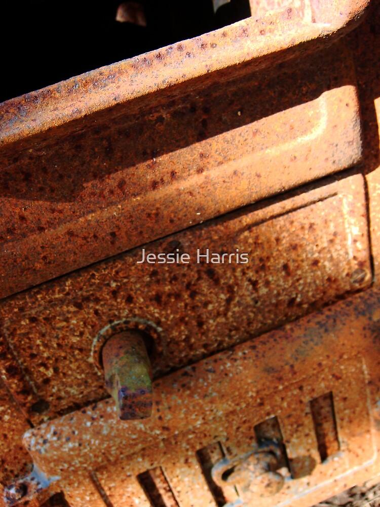 Rust by Jessie Harris