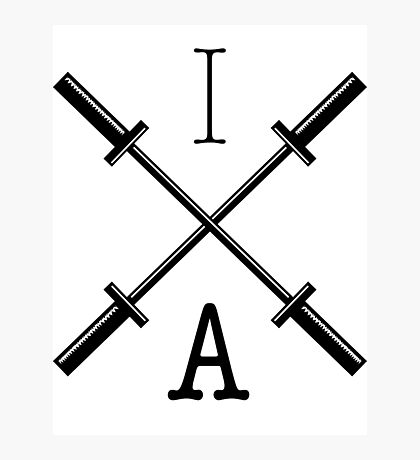 I.A. Barbell Club Photographic Print
