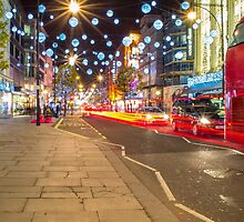 Christmas in London by alalchan