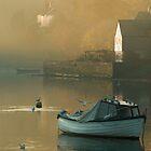 November, River Fowey by Caroline Bland