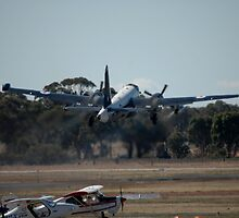 Two Turning, Two Burning - @ Temora 2007 by muz2142