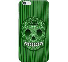 iPhone Art - sugar skull 1 iPhone Case/Skin