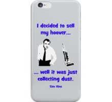 Tim Vine -  Hoover iPhone Case/Skin
