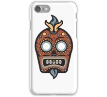iPhone Art - Sugar Skull 3 iPhone Case/Skin