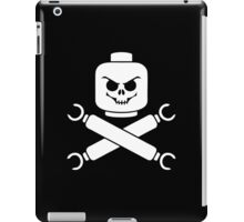 Plastic Pirate iPad Case/Skin