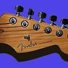 Fender Stratocaster by MelTho