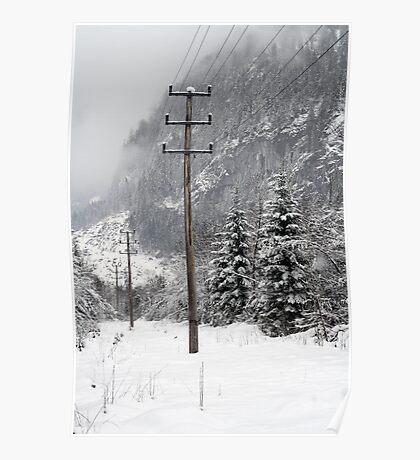 Winter Power Poster
