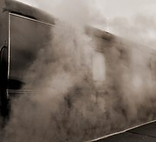 Steam by Dave Warren