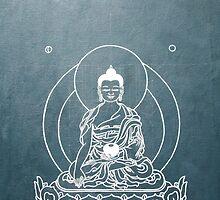 Shakyamuni Buddha by Steven Frisby