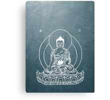 Shakyamuni Buddha Canvas Print