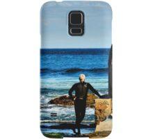 Observation - Newcastle Baths, NSW Australia Samsung Galaxy Case/Skin