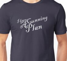 I Have a Cunning Plan Unisex T-Shirt
