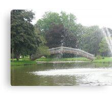 Mill Creek Park Canvas Print
