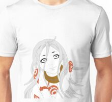 Shiro (Bold and Colored) Unisex T-Shirt