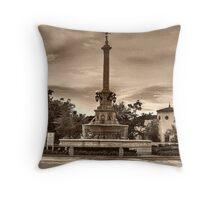 DeSoto Fountain Throw Pillow