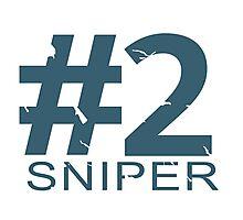 Sniper Number 2 Mug Photographic Print