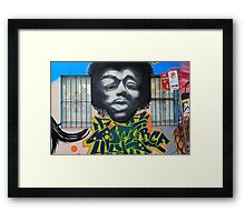 Street Art: global edition # 10 Framed Print