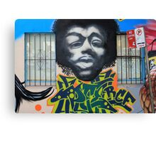 Street Art: global edition # 10 Canvas Print