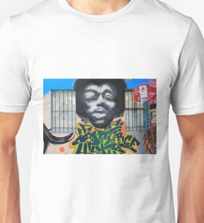 Street Art: global edition # 10 Unisex T-Shirt