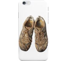 Old Brown Shoes iPhone Case/Skin