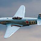New-build Yakovlev Yak-3UA D-FJAK by Colin Smedley