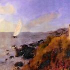Coast Point Sail by EZGrant