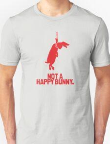 Not a Happy Bunny T-Shirt