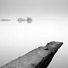 Tarbet Pier Loch Lomond by Grant Glendinning