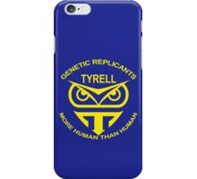 Tyrell Corporation iPhone Case/Skin