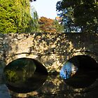 Bridge Reflections  by PhotoGemsUK
