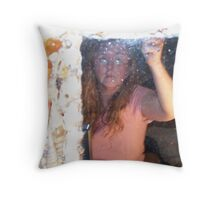 Truly Bored!!! Throw Pillow