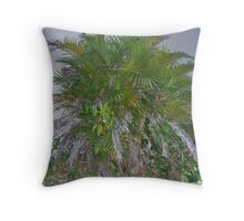 Awesome Bush Throw Pillow