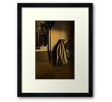 Entry #2 Framed Print