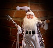 Jolly Old Saint Nicholas by Al Bourassa
