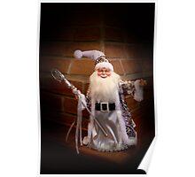 Jolly Old Saint Nicholas Poster