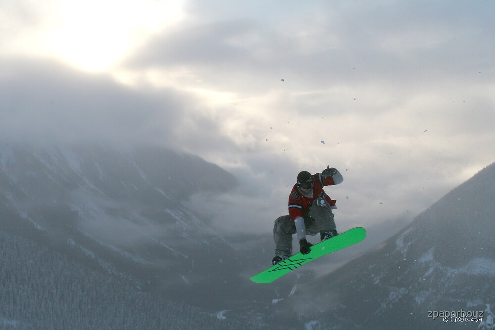 BIG air by zpaperboyz