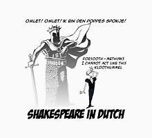 Shakespeare in Dutch Unisex T-Shirt