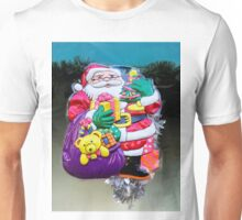 Seasonal Santa Unisex T-Shirt