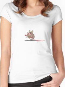 Mr. Elephant Women's Fitted Scoop T-Shirt