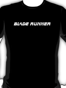 Blade Runner (White) T-Shirt